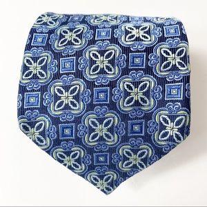 John W Nordstrom 100% Silk Tie